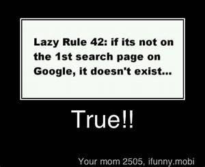 Pin 10 Lazy Rules Thefunnyplanet on Pinterest