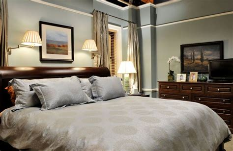 Alicia's Bedroom On The Good Wife  Hooked On Houses