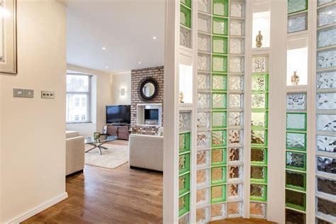4 idee per usare il vetrocemento in casa