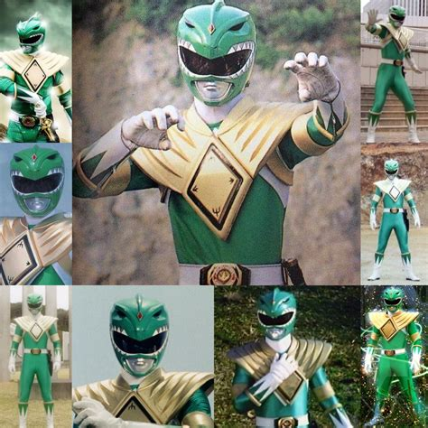 The Green Ranger (mighty Morphin Power Rangers) By