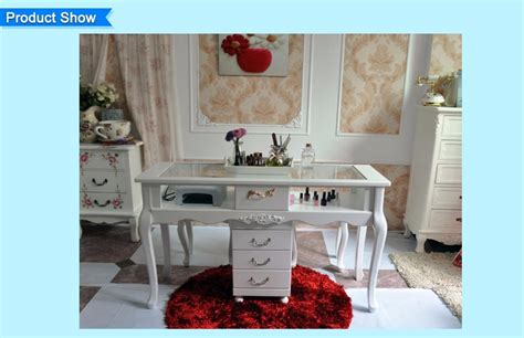 bureau manucure ds manucure table bar à ongles en gros de bureau ongles