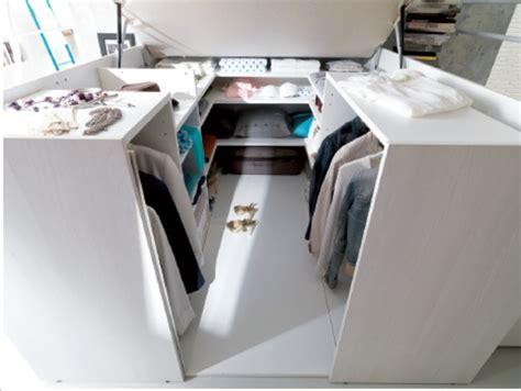 Lada Cameretta by Soppalco Matrimoniale Container