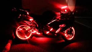 Led Lighting On A Cbr 1000rr