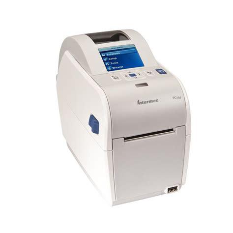 bureau imprimante imprimante codes barres de bureau intermec pc23d solutys