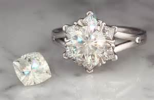 alternative engagement rings moissanite best alternative for engagement rings krikawa