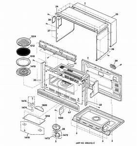 Ge Speedcook  Microwave Parts