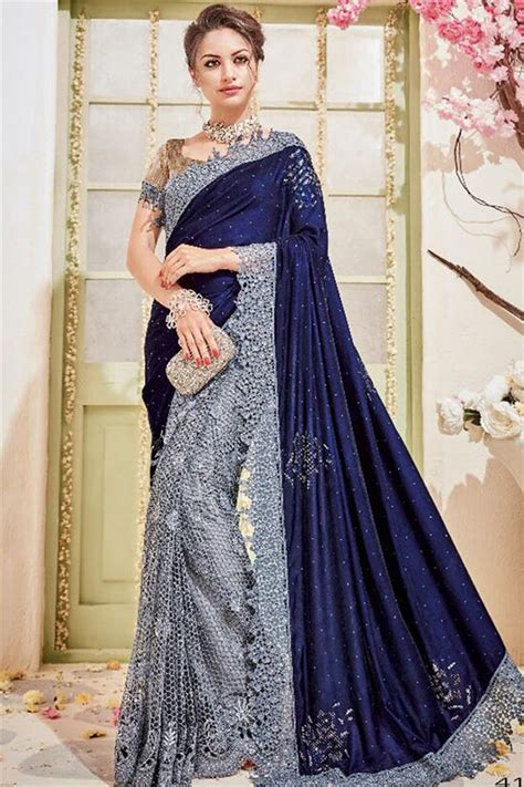 indian bridal saree designs trends 2018 2019