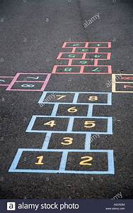 Hopscotch Game   www.pixshark.com - Images Galleries With ...