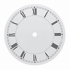 Uhr Mit Zahlen : zifferblatt aluminium f r uhren wanduhren r mische zahlen ~ A.2002-acura-tl-radio.info Haus und Dekorationen