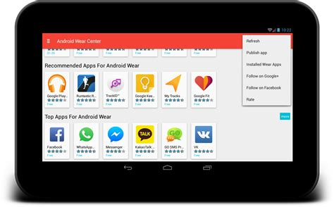 essential apps for android five essential must apps for android wear