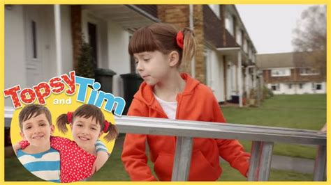 Topsy And Tim Rainy House (series 1, Episode 1) Youtube
