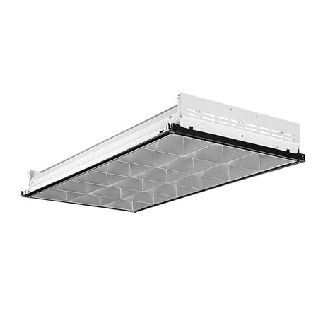 lithonia lighting parabolic fluorescent recessed troffer