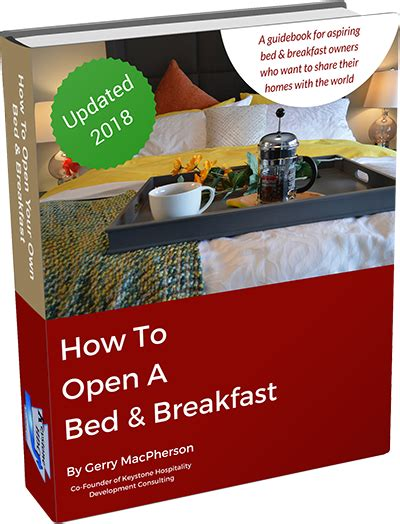 36967 how to start a bed and breakfast independent hotel and bed breakfast books
