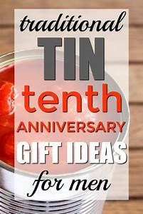 the 417 best images about unique gift ideas on pinterest With ideas 10th wedding anniversary