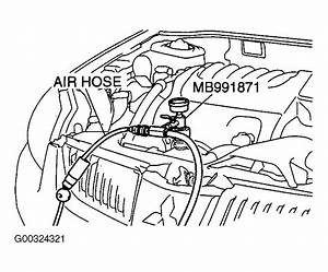 2003 Mitsubishi Galant Serpentine Belt Routing And Timing Belt Diagrams