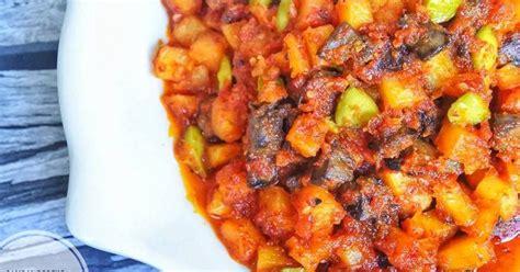 Mama pasti tahu sambal khas padang ini. Resep Sambal Goreng Kentang Ati (tanpa santan) oleh Aidi Styleshop | Resep | Resep masakan ...