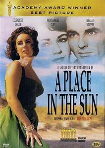 A Place In The Sun  1951  New Sealed Dvd Elizabeth Taylor