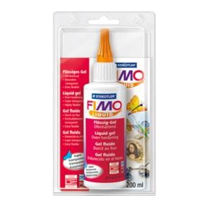 Fimo Liquid Decorating Gel - fimo 174 liquid 8051 staedtler