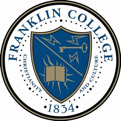 Franklin College Indiana Seal Svg Colleges Football