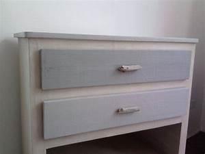 Peinture Effet Bois Flotté : des meubles tr s naturels mobilier en carton et ~ Dailycaller-alerts.com Idées de Décoration