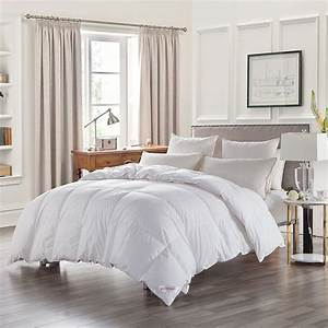 white goose down insert comforter 600tread count 800fill With down pillows and comforters