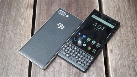 blackberry keyone review 2 with blackberry key 2 and its more spacious qwerty keyboard