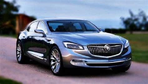 2018 Buick Grand National Release Date, Price, Specs, Pictures