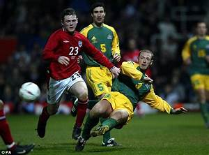 Francis Jeffers made his England debut in the same game as ...