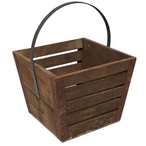 casier cuisine caisse casier bois panier cuisine salon rangement cagne