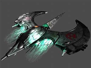 Scarren Predator Farscape Ships Spaceship Model Replica ...