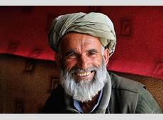 Smiling Afghan man Ishkashim, Afghanistan Photo