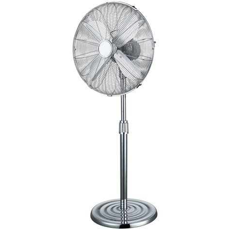 Challenge 16 Inch Pedestal Fan Chrome Other
