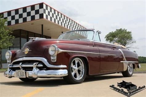 1952 Oldsmobile 88 Convertible Pro-touring For Sale In