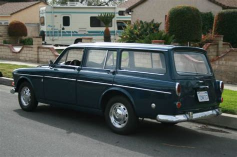 purchase   volvo  amazon sw  mission hills