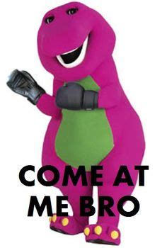 Barney The Dinosaur Meme - barney purple tv children s dinosaur went on diet lost weight now trim muscular barney dinosaur