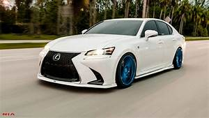 New Product Lexus Gs Front Splitter Lip 2015
