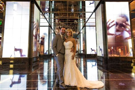 Unconventional Vegas Wedding At The Cosmopolitan Of Las