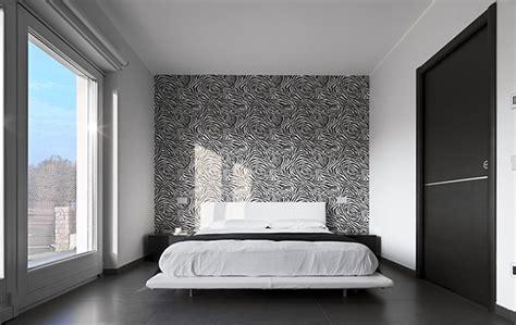tapisser une chambre comment décorer sa chambre à coucher 5 alternatives déco