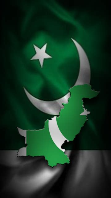 3d Wallpapers In Pakistan by Pakistan Flag 360x640 Wallpapers