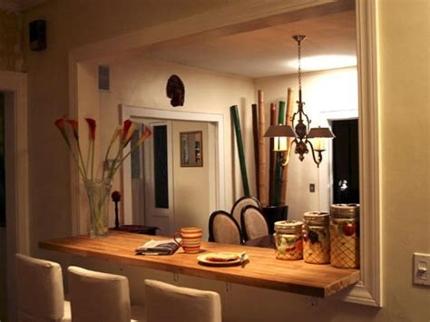 Remodel Your Kitchen With A Breakfast Bar Hgtv