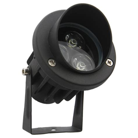 fl81 solar led mini spot light system 1 or 2 fixtures
