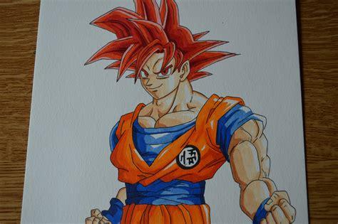 goku super saiyan drawing  getdrawingscom