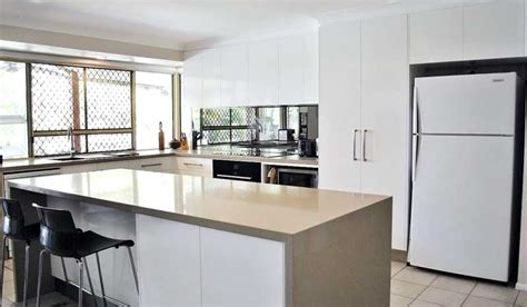 design of kitchens fresh island kitchen design kitchens brisbane renovations 3204