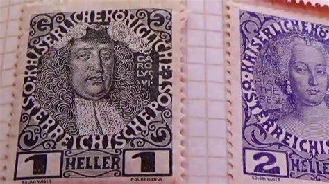 Austria Old/rare Stamps