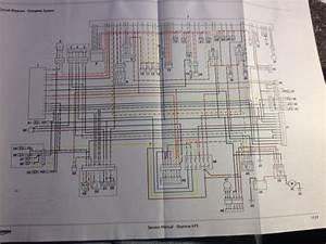 2005 Triumph Daytona 650 Wiring Diagram