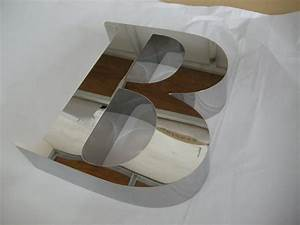 fabricated metal sign letters1 stainless steel letter With stainless steel letters