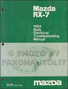 1993 Mazda Rx