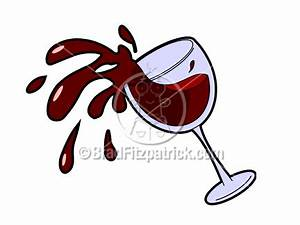 Spilled Wine Clipart - Clipart Suggest