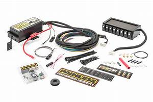 Painless Wiring 57040 Trail Rocker System With Dash