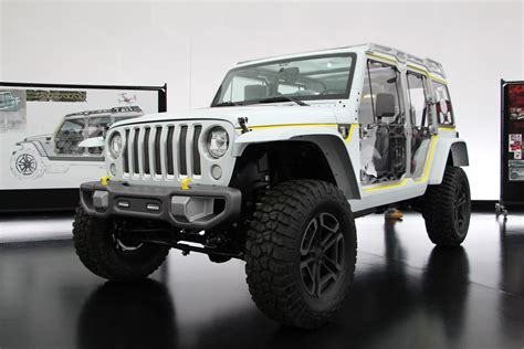 safari jeep seven concept jeeps you will definitely see at easter jeep